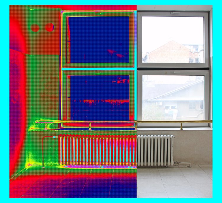 window comparison bw and therm 750.350